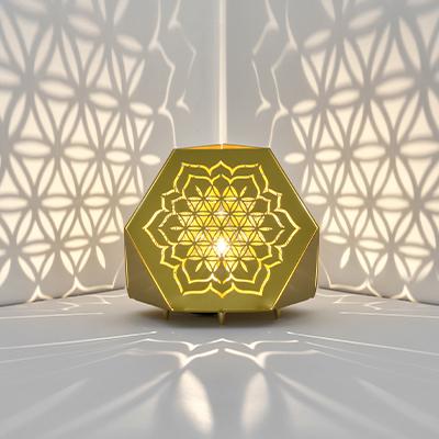Sacrea Produkt-Bild: TERA FLOWER - GOLD