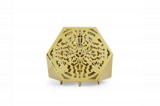 Sacrea Produkt-Bild: tischleuchte-tera-maya-gold-2