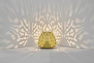 Sacrea Produkt-Bild: tischleuchte-tera-maya-gold-3