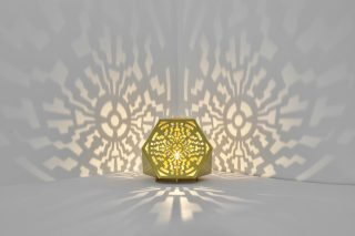 Sacrea Produkt-Bild: tischleuchte-tera-maya-gold-4